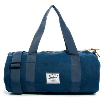 Herschel Sutton Mid Canvas Barrel Bag