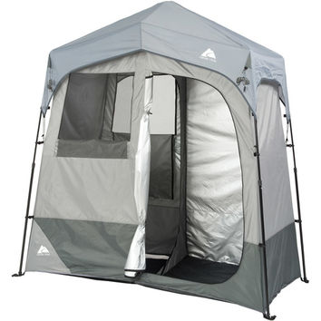 Walmart: Ozark Trail Instant 2-Room Shower/Changing Shelter