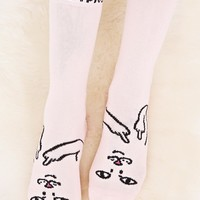 Nermal Twins Socks