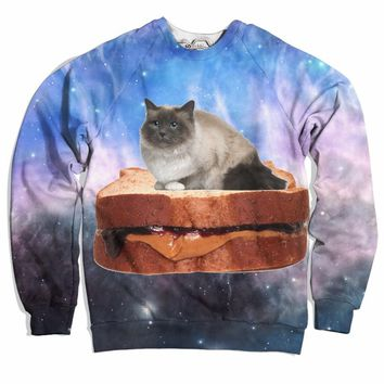 Purrfect PB&J Sweater