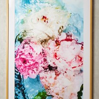 Abstract Floral No. 5 Wall Art