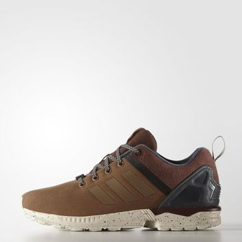 adidas ZX Flux Split Shoes - Timber | adidas US