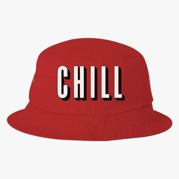 Netflix And Chill  Bucket Hat