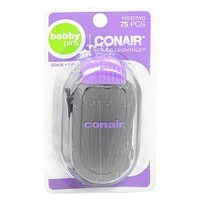 ConairStyling Essentials Bobby Pins with Travel Case | Walgreens