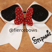 Minnie Cheer Bow