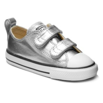 Toddler Converse Chuck Taylor All Star Metallic Sneakers | null