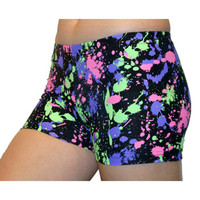 GemGear Splat Spandex Volleyball Shorts - Volleyball.Com