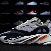 qiyif NEW!!! YEEZY WAVE RUNNER SNEAKERS