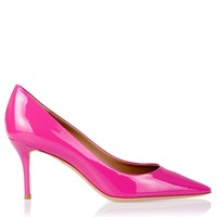 Susi 70 patent fuchsia pump Salvatore Ferragamo - Designer Shoes at ShopSavannahs.com