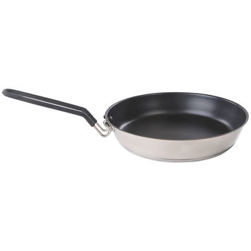 Stansport Stainless Steel Fry Pan