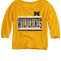 Michigan Wolverines Sweatshirt Tee