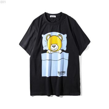 spbest Moschino Sleeping Teddy T-shirt