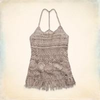 Stone Steps Beach Sweater Tank