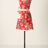 by Anthropologie Red