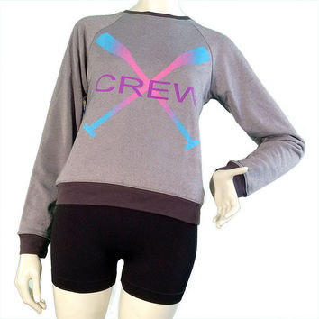 CREW Pullover (Gray French Terry)