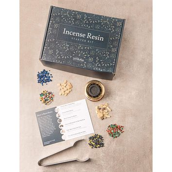 Sivana Incense Resin Kit - For Beginners