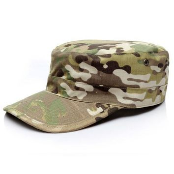 Trendy Winter Jacket Fitted US Army CORPS CAP MARPAT ACU MultiCam Digital Camo Special Force Tactical Operator Snapback Hats SWAT Flat Baseball Cap AT_92_12