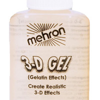 3-d Gel Clear Gelatin Effects