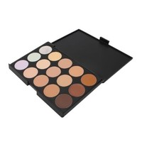 Professional 15 Color Concealer Camou...