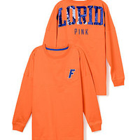 University of Florida Bling Varsity Crew - PINK - Victoria's Secret