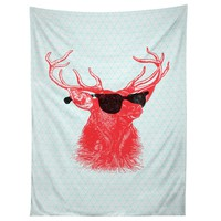 Nick Nelson Young Buck Tapestry