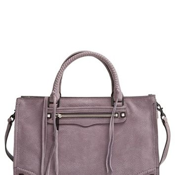 Rebecca Minkoff 'Regan' Satchel - Purple