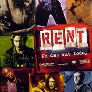 Rent Musical Movie Cast Poster 24x36