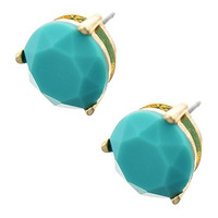 Classic Color Studs- Turquoise