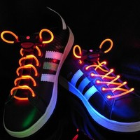 INFMETRY:: LED Flashing Party Shoelaces - Gadget - Electronics