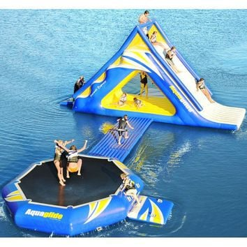 inflatable water trampoline,View inflatable water trampoline,Fantasy Product Details from Guangzhou Langlun Decoration Material Co., Ltd. on Alibaba.com