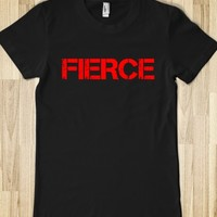 FIERCE JUNIORS FITTED TEE