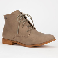 Volcom Exhibition Womens Boots Tan  In Sizes