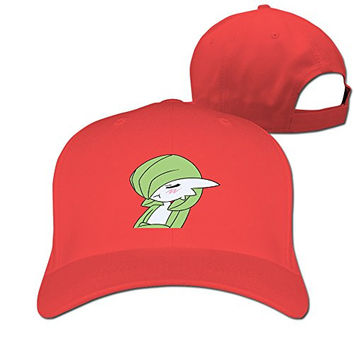 ZULA Vintage Unisex-Adult My Little Pony Hip Hop Cap Hat Red