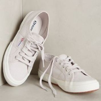 Superga Classic Canvas Sneakers Grey Seashell
