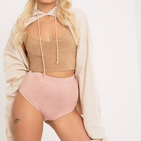 Juliane Sand Extreme Open Front Hoodie
