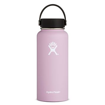 32 oz Wide Mouth Hydro Flask - Lilac