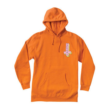 OF ITS US CROSS ORANGE HOODIE – Odd Future