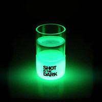 Shot in the Dark Shot Glasses by Suck UK - $24.99 : 101-percent, there are things better than perfect