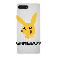 picachu gameboy iPhone 7 Plus Case