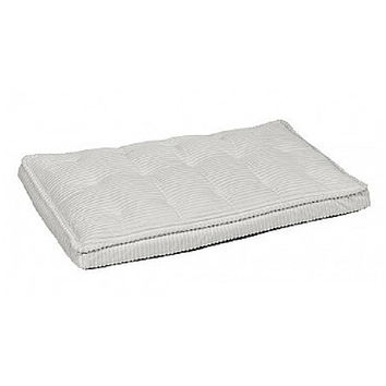 MicroCord Luxury Dog Crate Mattress Pad — Marshmallow