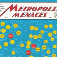The Myriad Monikers of Metropolis Menaces