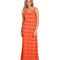 Alternative Apparel Gardenia Maxi Dress at 7TWENTY Boardshop, Inc