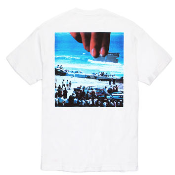 Divinities - Cokeline T-Shirt (White)
