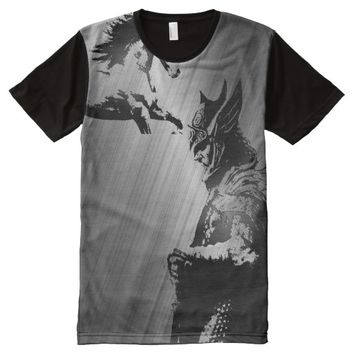 KNIGHT WARRIOR All-Over-Print T-Shirt