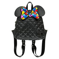 Disney Boutique Minnie Mouse Polka Dot Mini Backpack New with Tags
