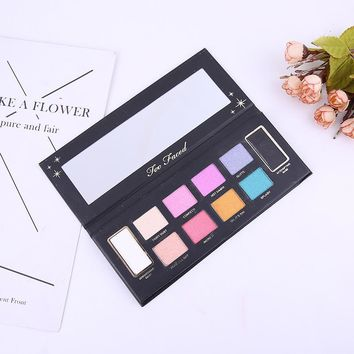 10-color Eye Shadow [203885477900]
