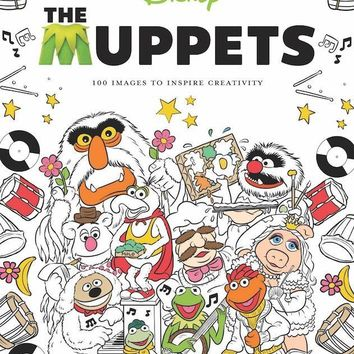 The Muppets Coloring Book