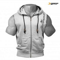 Gasp No Compromise Sleeveless Hoodie
