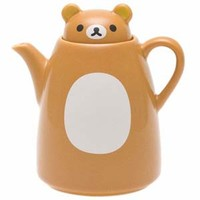 Rilakkuma Mini Pot for Milk, Souse -- Put in anything you like