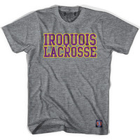 Iroquois Lacrosse Nation T-shirt